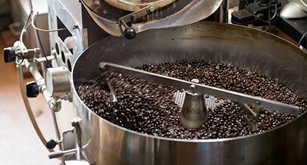 高品質でおいしいコーヒーだけを取り扱っています。