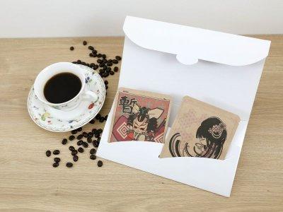 画像1: ギフトセット ドリップバッグコーヒー(2杯分)セット